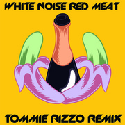 Обложка альбома White Noise/Red Meat