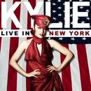 Обложка альбома Kylie Live in New York