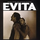 Обложка альбома Evita: Music from the Motion Picture