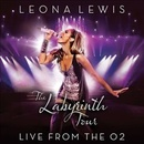 Обложка альбома The Labyrinth Tour: Live from the O2
