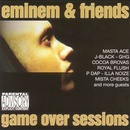 Обложка альбома Eminem & Friends: Game Over Sessions