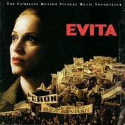 Обложка альбома Evita [Motion Picture Music Soundtrack]