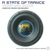 Обложка альбома A State of Trance: Year Mix 2009