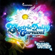 Обложка альбома Electric Daisy Carnival, Vol. 2