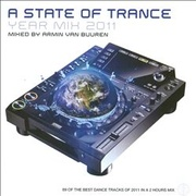 Обложка альбома A State of Trance: Year Mix 2011