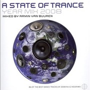 Обложка альбома A State of Trance: Year Mix 2008
