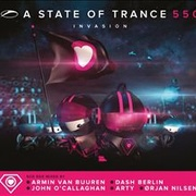 Обложка альбома A State of Trance 550