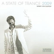 Обложка альбома A State of Trance 2009