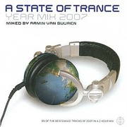 Обложка альбома State of Trance: Year Mix 2007