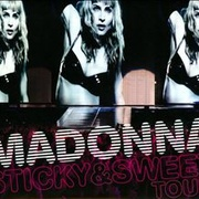 Обложка альбома The Sticky & Sweet Tour