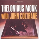 Обложка альбома Thelonious Monk with John Coltrane
