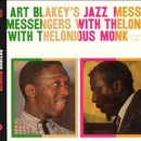Обложка альбома Art Blakey's Jazz Messengers with Thelonious Monk