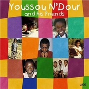Обложка альбома Youssou N'Dour and His Friends