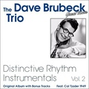 Обложка альбома Brubeck Trio with Cal Tjader, Vol. 2