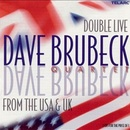 Обложка альбома Double Live from the U.S.A. and U.K.