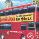 Обложка альбома The 40th Anniversary Tour of the U.K.