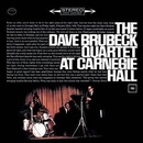 Обложка альбома The Dave Brubeck Quartet at Carnegie Hall