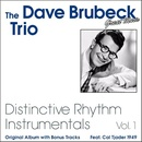 Обложка альбома Brubeck Trio with Cal Tjader, Vol. 1