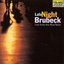 Обложка альбома Late Night Brubeck: Live from the Blue Note