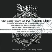 Обложка альбома Drown in Darkness: The Early Demos