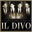 Обложка альбома An Evening with Il Divo: Live in Barcelona