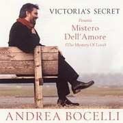 Обложка альбома Victoria's Secret Presents: Mistero dell'Amore (The Mystery of Love)