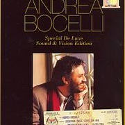 Обложка альбома Andrea Bocelli: Special De Luxe Sound & Vision Edition