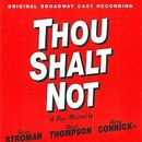 Обложка альбома Thou Shalt Not [Original Broadway Cast Recording]