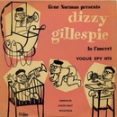 Обложка альбома Dizzy Gillespie Orchestra