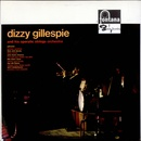 Обложка альбома On Tour with Dizzy Gillespie and His Big Band