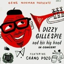 Обложка альбома The Dizzy Gillespie Big Band