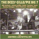 Обложка альбома The Dizzy Gillespie Big Seven