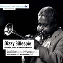 Обложка альбома Dizzy Gillespie Meets the Phil Woods Quintet