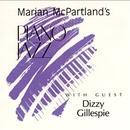 Обложка альбома Marian McPartland's Piano Jazz with Guest Dizzy Gillespie