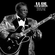 Обложка альбома Pepper Cake Presents B.B. King