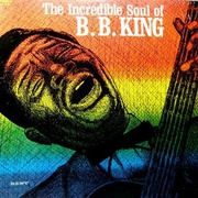 Обложка альбома The Incredible Soul of B.B. King