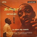 Обложка альбома Count Basie Meets Joe Williams