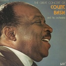 Обложка альбома Great Concert of Count Basie and His Orchestra