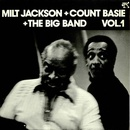 Обложка альбома Milt Jackson & Count Basie & the Big Band, Vol. 1
