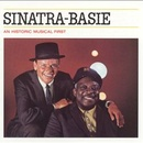 Обложка альбома Sinatra-Basie: An Historic Musical First