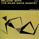 Обложка альбома Relaxin' with the Miles Davis Quintet