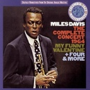 Обложка альбома Miles Davis at the Lincoln Center