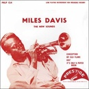 Обложка альбома The New Sounds of Miles Davis