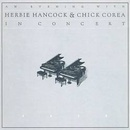 Обложка альбома An Evening with Herbie Hancock and Chick Corea: In Concert