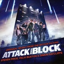 Обложка альбома Attack the Block [Original Music from the Motion Picture]