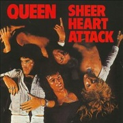 Обложка альбома Sheer Heart Attack