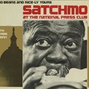 Обложка альбома Satchmo at the National Press Club: Red Beans & Rice-Ly Yours