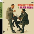 Обложка альбома The Oscar Peterson & Nelson Riddle