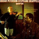 Обложка альбома Oscar Peterson-Stephane Grappelli Quartet