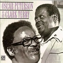Обложка альбома Oscar Peterson And Clark Terry